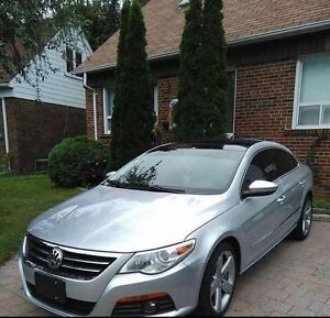 Volkswagen cc 2009 good condition.