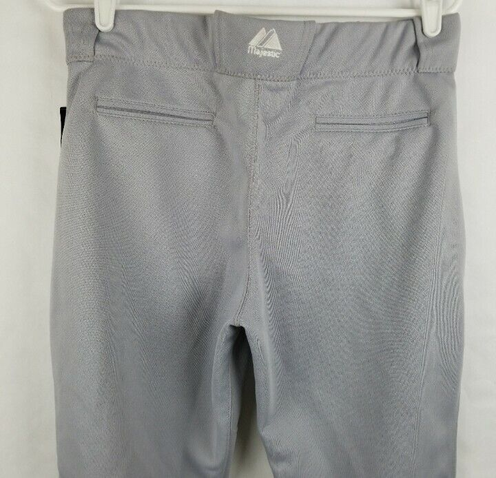 NWT Youth Baseball Pants XL Gray (actual 32x26)