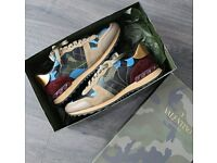 VALENTINO TRAINERS ALL SIZES