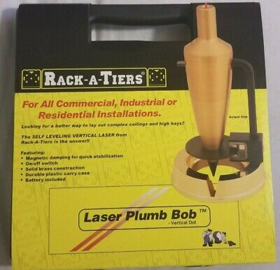 Rack-a-tiers Laser Plump Bob Brand New Never Used