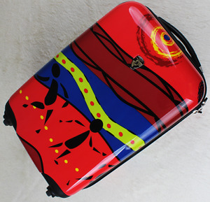 Brand new Heys 30 inch four-wheel spinner / suitcase / luggage