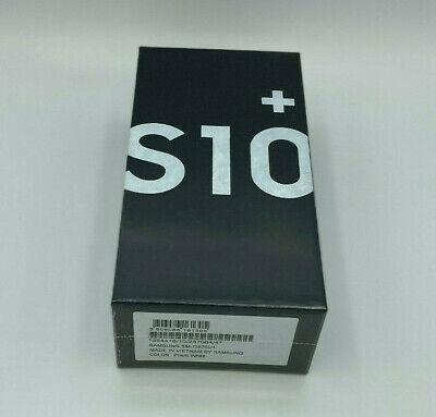 SMARTPHONE SAMSUNG GALAXY S10+ S10 PLUS 128GB G975 BLANCO ORIGINAL PRECINTADO