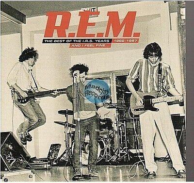 CD R.E.M. REM the best of irs years I.R.S (1835) (Rem The Best Of The Irs Years)
