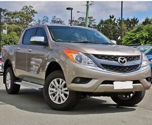 Mazda BT-50 4x17inch 2015 Alloy Wheels A1 SET 17X8 NO TYRES Georges Hall Bankstown Area Preview