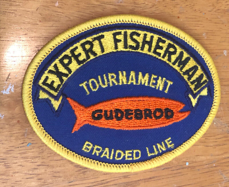 GUDEBROD PATCH-FISHING Braided Fishing Line