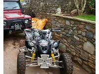 2008 Can am ds450 quad