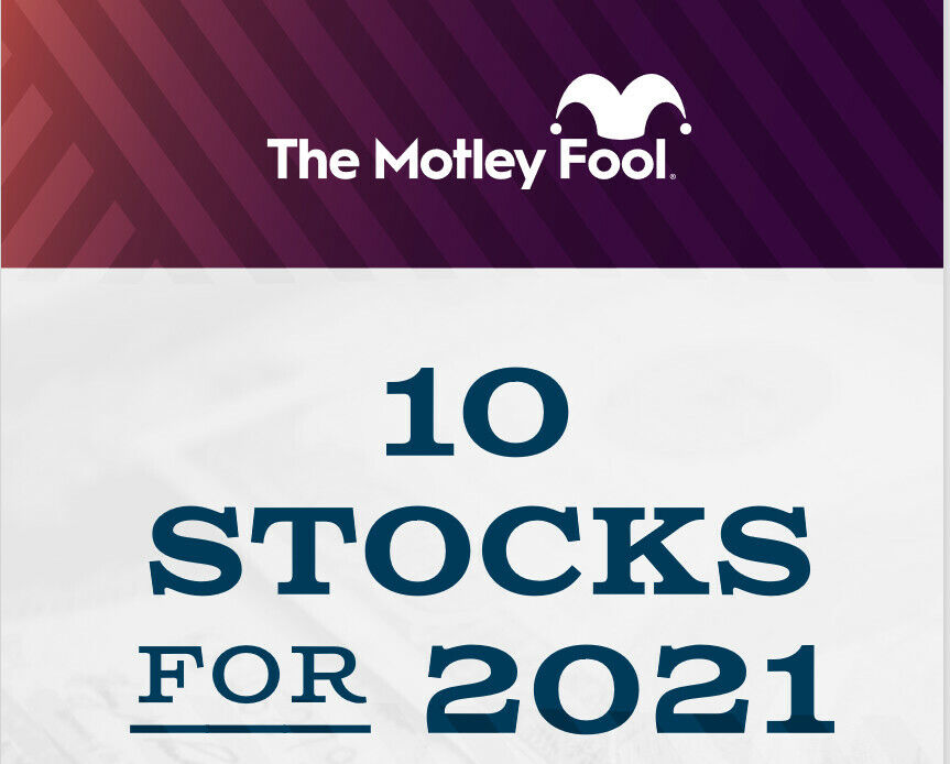 The Motley Fool - 10 STOCKS FOR 2021 GUIDE - $9.99