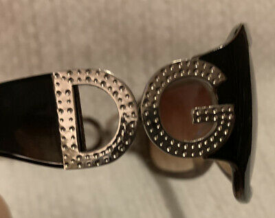 Dolce Gabbana Sunglasses, Women, Oversized, Used, Needs Work