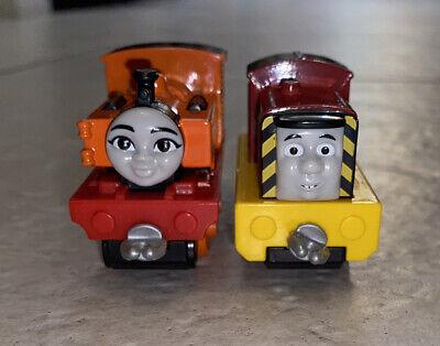 Thomas & Friends Adventures NIA & SALTY Die Cast Trains lot