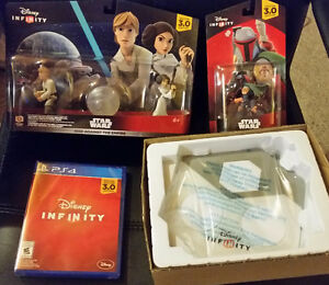 Brand new Disney Infinity 3.0 PS4 set