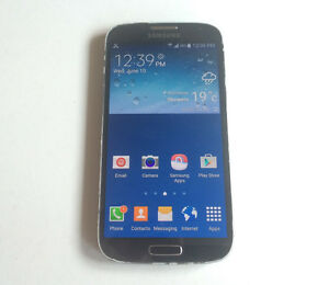 Unlocked Samsung Galaxy S4 Black. Good Condition $100