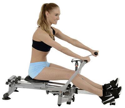 Christopeit Fitness Rudergerät Accord - klappbar - max. Benutzergewicht 120 kg