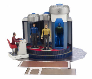 Star Trek Transporter Room playset - new