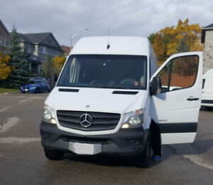 2015 Mercedes - Benz Sprinter