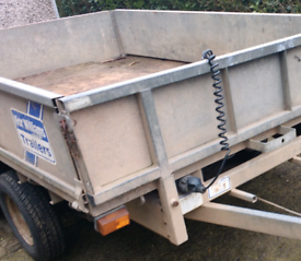 Stolen Ifor Williams 8x5 trailer - information wanted