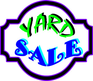 Community Yard Sale & BBQ (Rain or Shine)