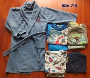**Boys sleepwear Size 7-8 for sale