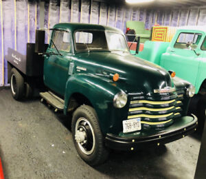 1950 Chevrolet 4x4 WILL TRADE FOR HARLEY or SIDE BY SIDE ATV