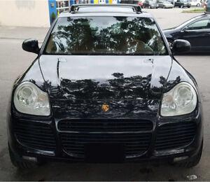 2004 Porsche Cayenne Turbo