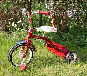 Vintage Classic Flyer Tricycle