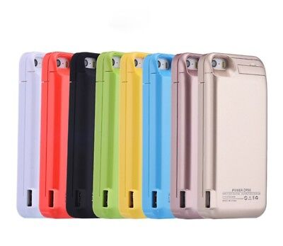 iPhone 5/5s/5c/SE Battery Case Power Bank Portable Charger Cover 4200mAh ()