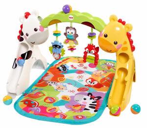 BRAND NEW Fisher-Price Newborn-to-Toddler Play Gym