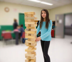 Mega Hi-Tower - Extra Tall 6ft During Play (Includes Canvas Stor Cambridge Kitchener Area image 2