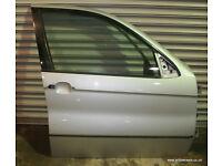 BMW E53 X5 Door Doors Titan Silver or Topaz Blue 3.0d 3.0i 4.4i M Sport