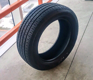 Single  205/55/16,245/45/17  all season tires