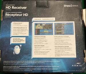Brand New Shaw HD Digital Satellite TV Receiver