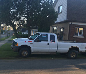 2005 Ford 350 4x4
