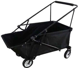 Impact Canopy Folding Utility Wagon, Collapsible, All Terrain