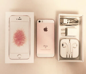 iPhone SE 64gb Mint Condition!!