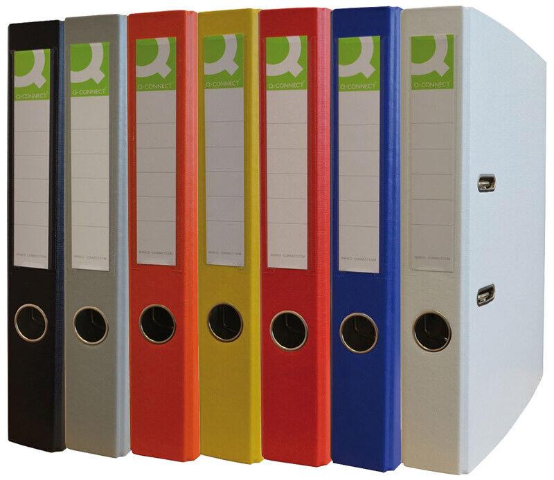 Ordner DIN A4 PP Kunststoff - 5 oder 8 cm - verschiedene Farben Ringordner Akten