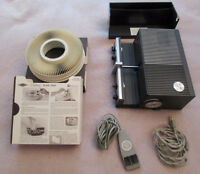 Vintage SAWYER'S Slide Projector & Tray - Model 550R City of Montréal Greater Montréal Preview