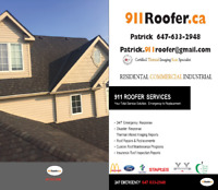 911 Roofer  Services