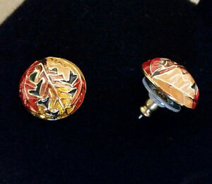 Joan Rivers Classics Collection Earrings -(New, never worn) North Shore Greater Vancouver Area image 2