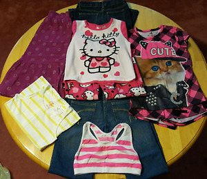 Girl Lot Size 8