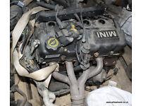 BMW MINI One Cooper 1.6 W11 Tritec Engine R50 R52 2002