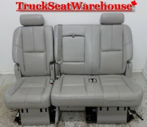 Chev Truck Suburban Yukon XL Tahoe 2nd Row Bench Seat Escalade