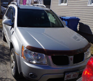 SILVER 2006 TORRENT SUV