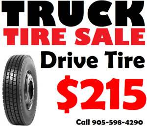 11R22.5 Drive Truck Tire for Sale