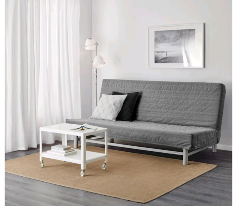 Superb Ikea Sofa Bed With Underneath Storage In Aberdeen Gumtree Download Free Architecture Designs Sospemadebymaigaardcom