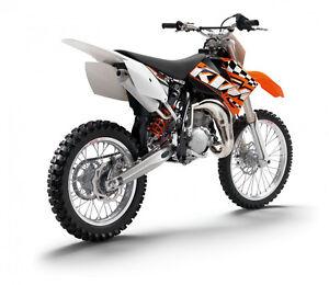 Parts for KTM 85/105