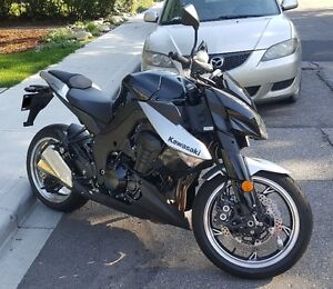 2011 Kawasaki Z1000 - Mint Condition