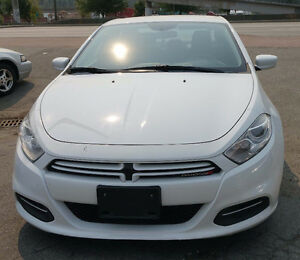 2015 DODGE DART WITH FULL FACTORY WARRANTY SUPER GREAT GAS SAVER