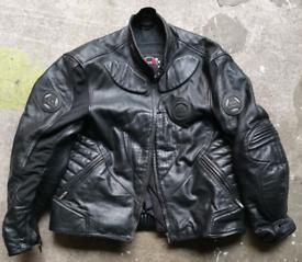 Hein Gericke Pro Sport Leather Jacket XL