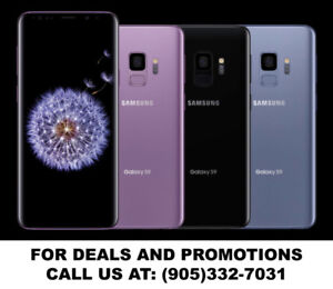 Galaxy Note 8, S8, S8 Plus, S9, S7 & more ON MAJOR sale!