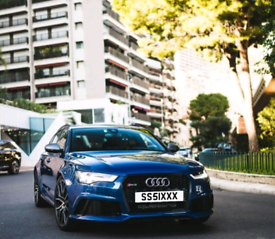 Nice Symmetrical Number Plate SS51 XXX - Reads SIX, 6, 666 - However y