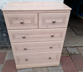Vintage Chest of 2/3 Drawers